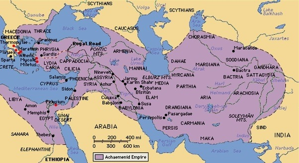 Why Didn T The Persian Empire Conquer Europe When They Were One Of The Strongest Empires In The