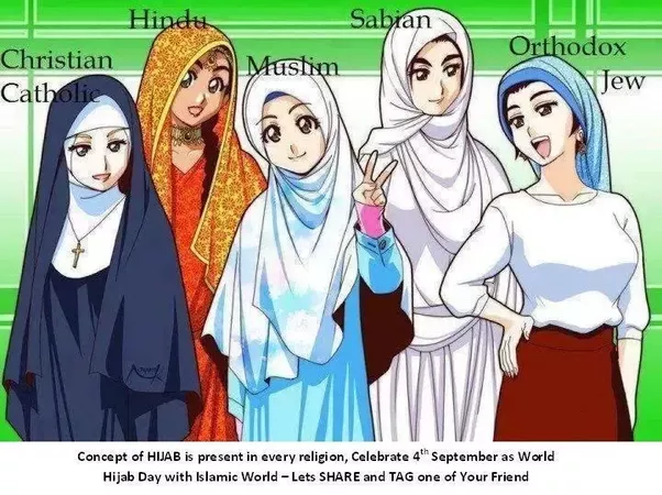 Why Do Some Muslim Women Cover Their Whole Face And Head
