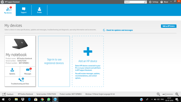 Hp Support Assistant Silent Install Switches - fodaspeer's blog