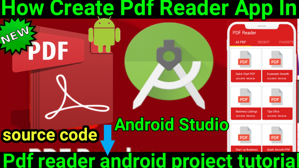 How to develop a PDF viewer app using Android Studio - Quora