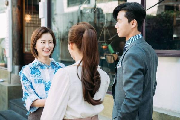 park seo joon ex girlfriend