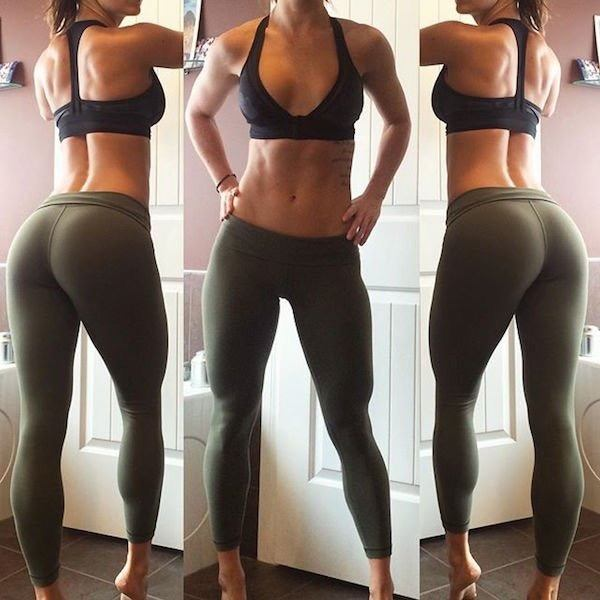How Long Will Yoga Pants And Leggings Stay In Fashion?