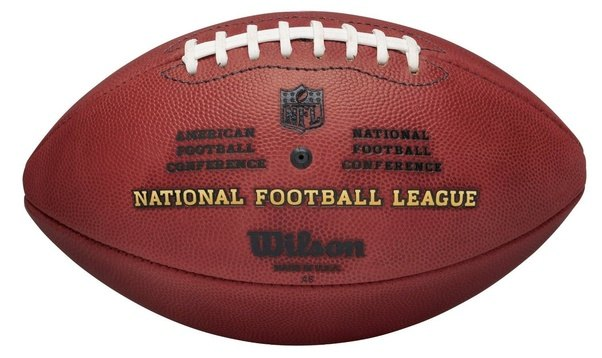 How many crosslaces are on an official NFL football? Quora