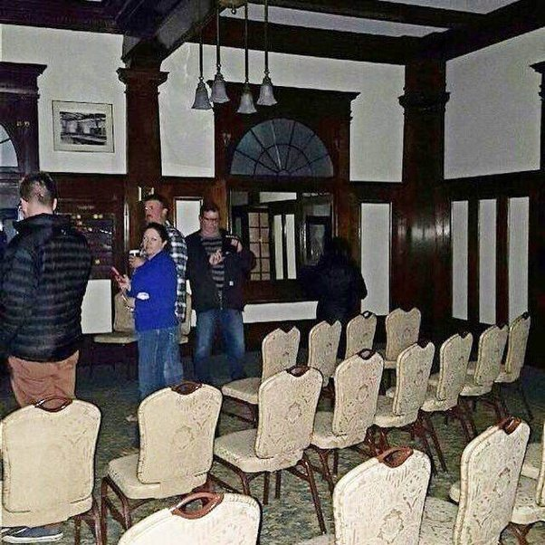Ryde Hotel Ghost Tour