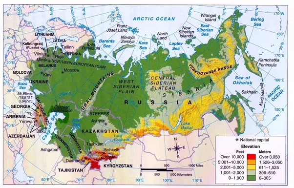 here is on of the landmarks from somewhere in bashkortostan left arrow says europe right asia
