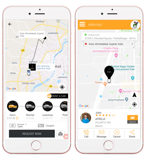 What are the other ride-hailing apps available in Ho Chi