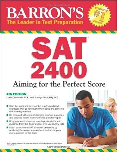 Barrons Sat Subject Test Chemistry Pdf