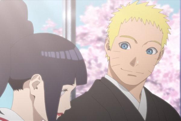In what episode of Naruto Shippūden did Naruto and Hinata