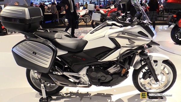 is the honda nc750x dct a good and reliable touring bike. Black Bedroom Furniture Sets. Home Design Ideas