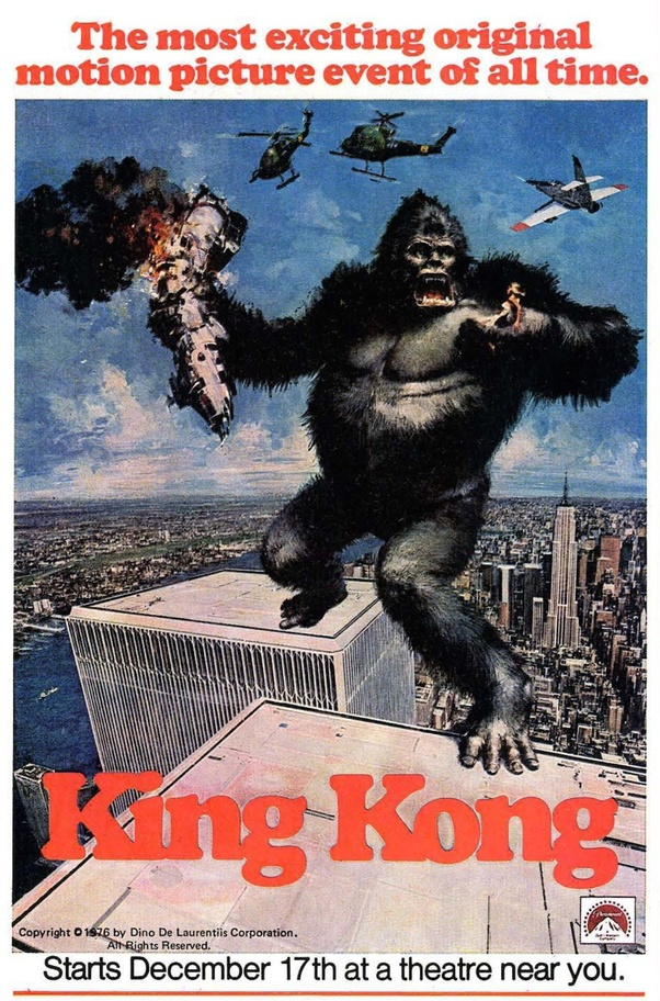 How many movies had the Twin Towers in them? - Quora