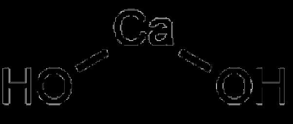 Whats The Formula Of Calcium Hydroxide Quora