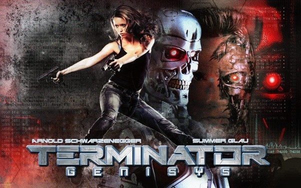 Terminator Genisys John Connor Robot