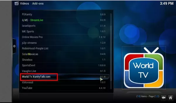 how to watch free live canadian tv on android box