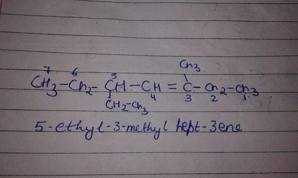 how to draw ch3ch2ch c2h5 c ch3 2ch2ch2ch3