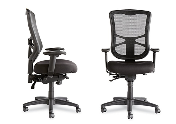 ... Less Expensive Office Chair That Still Provides Ergonomic Benefits, You  Might Like The Alera Elusion Series Mesh High Back Multifunction Chair, ...