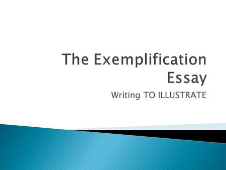What Are Some Topics For Exemplification Essays  Quora Here Are Some Topics For An Exemplification Essay