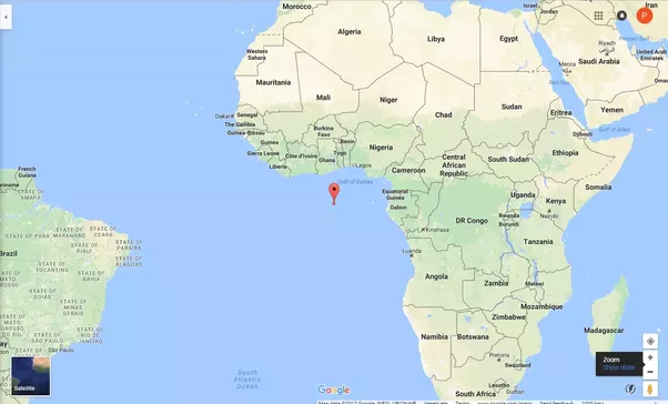 Where do the equator and the prime meridian intersect each other the prime meridian intercepts the equator in the gulf of guinea gumiabroncs Choice Image