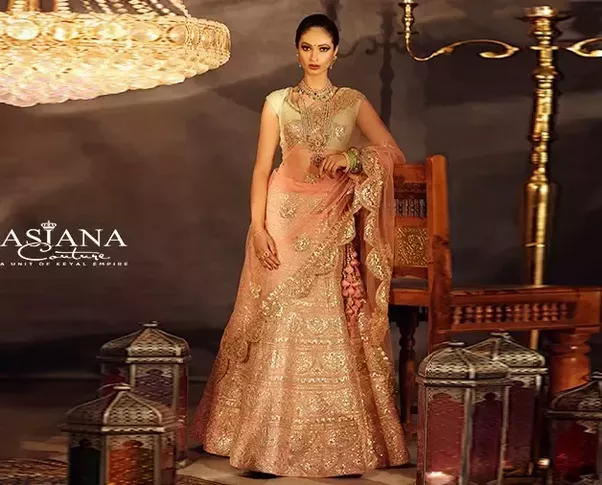 The Bride Can Wear A Traditional Red Lehenga Royal Blue Black Though Avoid Pink And Even Silver Or Gold Would Look