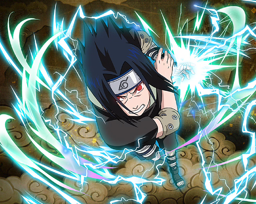 How much chakra does Sasuke have? - Quora