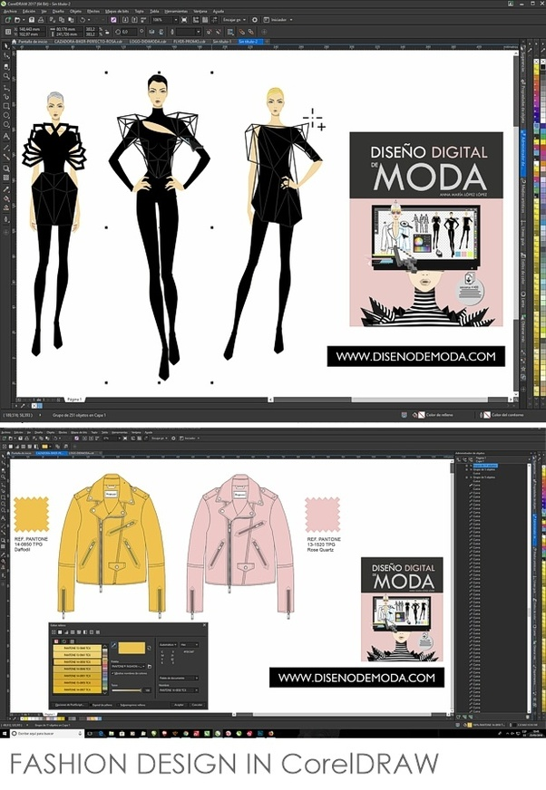 What software do fashion designer use? Mac or PC? - Quora