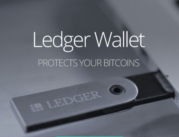 Image result for ledger wallet