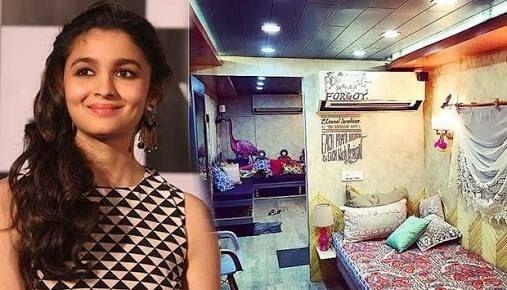 In Bollywood What Is A Vanity Van Why Is It Called So