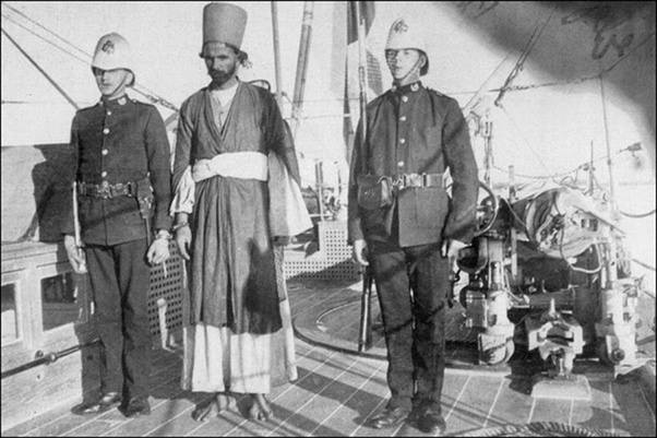 slaves bondage arabia Saudi