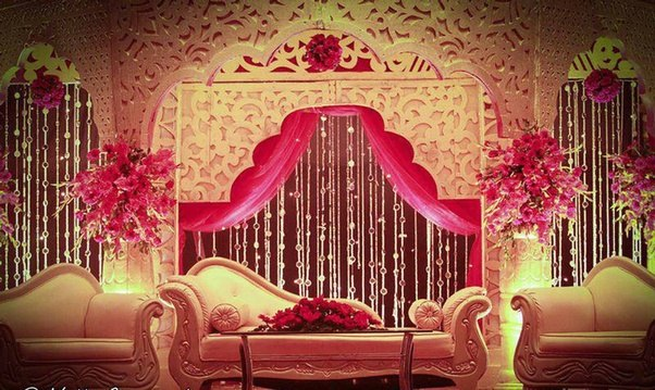 Who provides the best wedding decoration services quora weddings are basically a show of people masquerading in couturier clothes and talking about the food and the arrangements apart from the family members and junglespirit Image collections