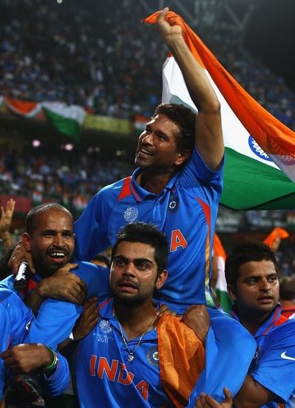 Quién es mejor jugador entre Sachin Tendulkar y Virat Kohli