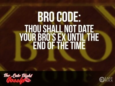 Bro code dating best friend ex