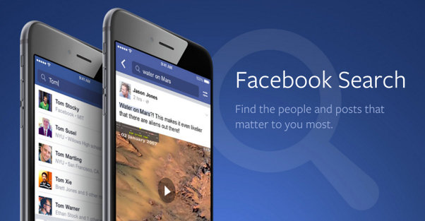How to do advanced people searches on Facebook - Quora