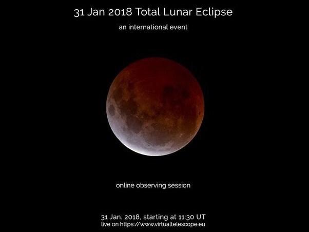 Eating Food During Lunar Eclipse