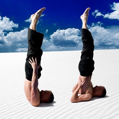 what are some yoga tips for a person with thyroid problems