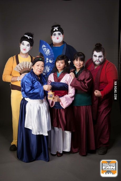 What Are Some Group Cosplay Ideas Quora