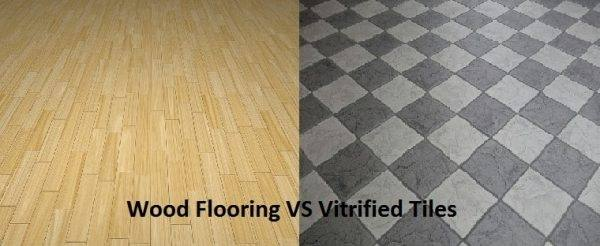 What Is The Benefit Of Wood Flooring Compared To A Ceramic Tile