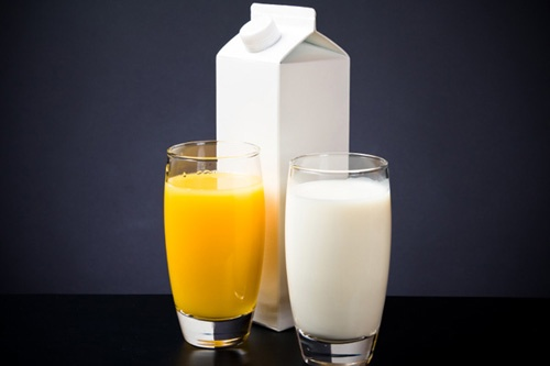 Can milk be mixed with fruit juice? - Quora