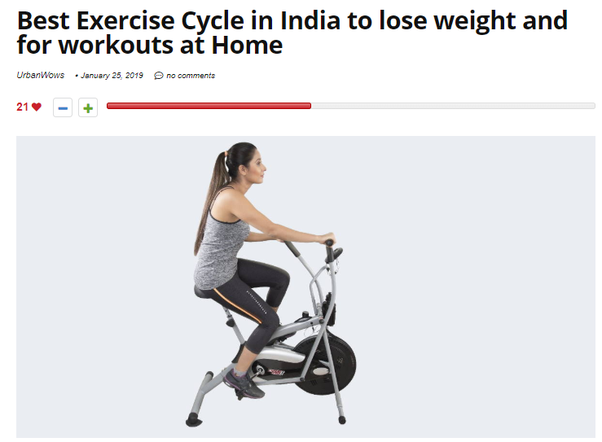 Which is the best exercise cycle to buy? - Quora