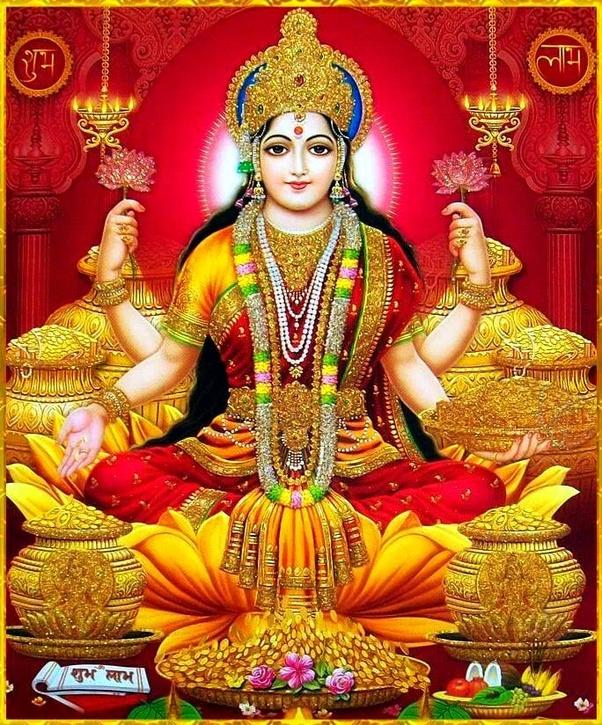 'Siri' Means Lakshmi, The Hindu Goddess Of Wealth. How