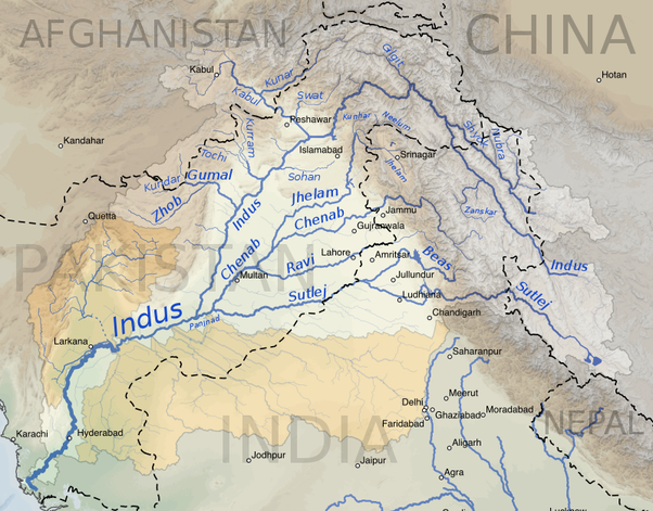 What If India withdraws the Indus Water Treaty with stan ... Indus River Stan On World Map on huang he on world map, columbia river on world map, eastern ghats on world map, huang river on world map, tiber river on world map, nile river on world map, ganges river map, thar desert on world map, mississippi river world map, punjab on world map, rocky mountains on world map, sahara desert on world map, mecca on world map, lena river on world map, chang river on world map, irrawaddy river on world map, bay of bengal on world map, yellow river on map, tigris on world map, brahmaputra river on world map,