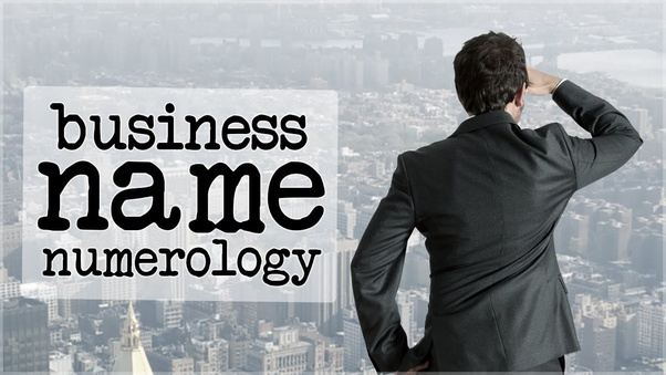 What are best names for business according to numerology