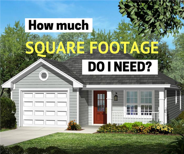 How Many Square Feet Are Required To Build A 3 Bedroom House Quora