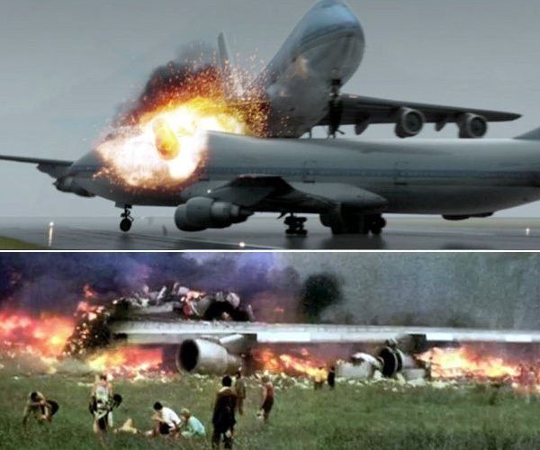 If Two Aircraft Crash Into Each Other, Which Flight Number