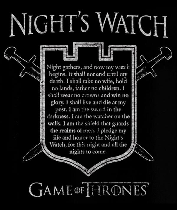 List Of All Brothers Of The Night S Watch Members: What Are The Night's Watch In 'Game Of Thrones'?