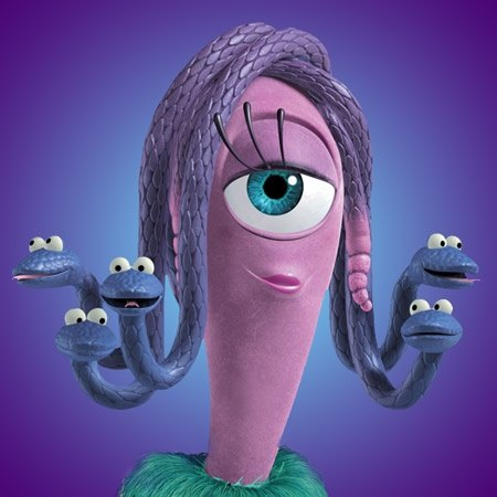 What are some Disney characters with purple hair? - Quora