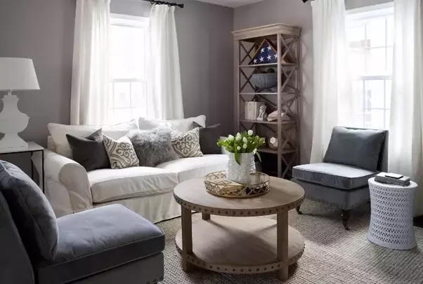 How to design my living room with affordable expense - Quora