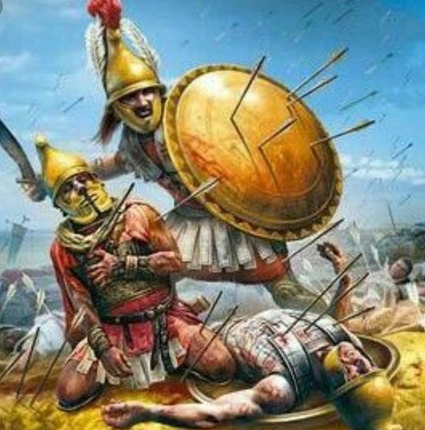 a greek among romans
