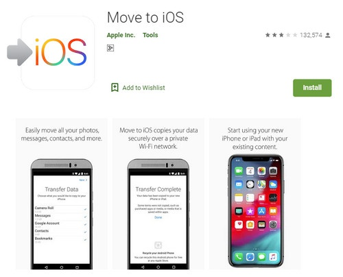 How to transfer photos from Android to an iPhone - Quora