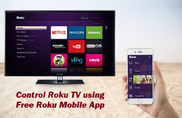 How To Control Roku Without A Remote Quora