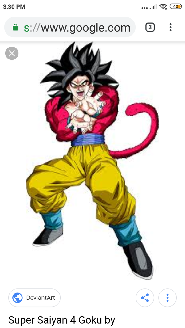 What Is Stronger Super Saiyan 4 Or Super Saiyan God Quora
