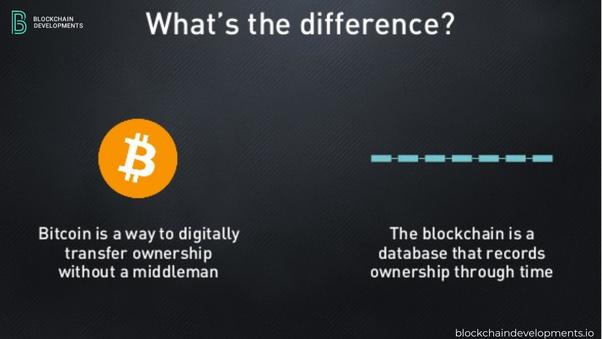 bitcoin vs crypto